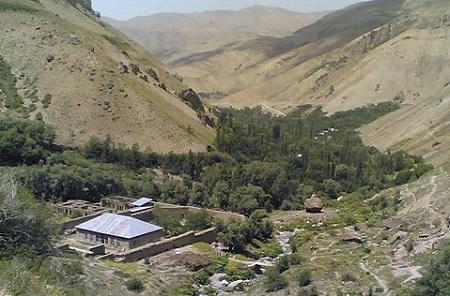 Shahrestanak